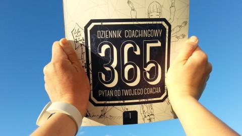 """Przeżycia czytelników książki """"Dziennik Coachingowy. 365 pytań od Twojego coacha"""" Kamila Rowińska i Kamila Kozioł"""