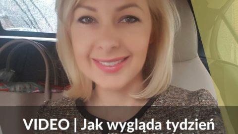 Jak wygląda tydzień pracy Kamili Rowińskiej? – [video]