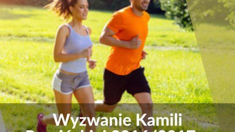 WYZWANIE Kamili Rowińskiej 2016/2017 r. – etap pierwszy z czterech
