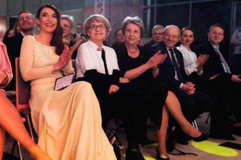 Gala 8 edycji konkursu Bizneswoman Roku organizowanego przez Sukces Pisany Szminką