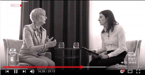 Danuta Hasiak – wywiad z Uczestniczką programu szkoleniowego Kamili Rowińskiej