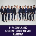Szkolenie Zespół Marzeń Kamila Rowińska