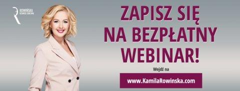 Bezpłatne webinarium z Kamilą Rowińską na temat budowania zespołu!