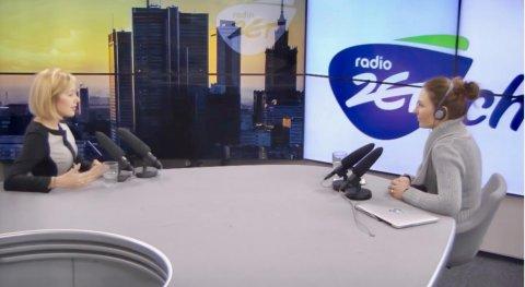 WYWIAD: Kamila Rowińska w Radio Chilii ZET.
