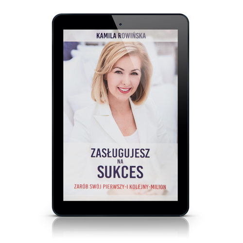 e-book Zasługujesz na sukces