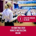 Szkolenie Kobieta Niezależna online