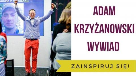 Adam Krzyżanowski – wywiad z Uczestnikiem programu szkoleniowego RBC Master Business Training Kamili Rowińskiej