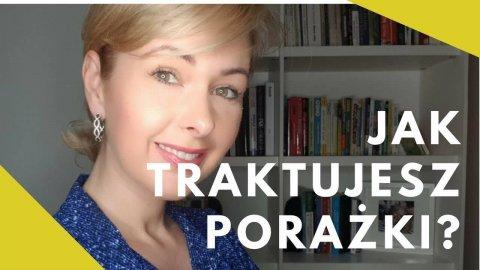 POWER PONIEDZIAŁEK #3 – Jak podnieść się po porażce? Kamila Rowińska – vlog