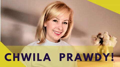 POWER PONIEDZIAŁEK #5 Przestań się bez końca inspirować! – Kamila Rowińska – vlog