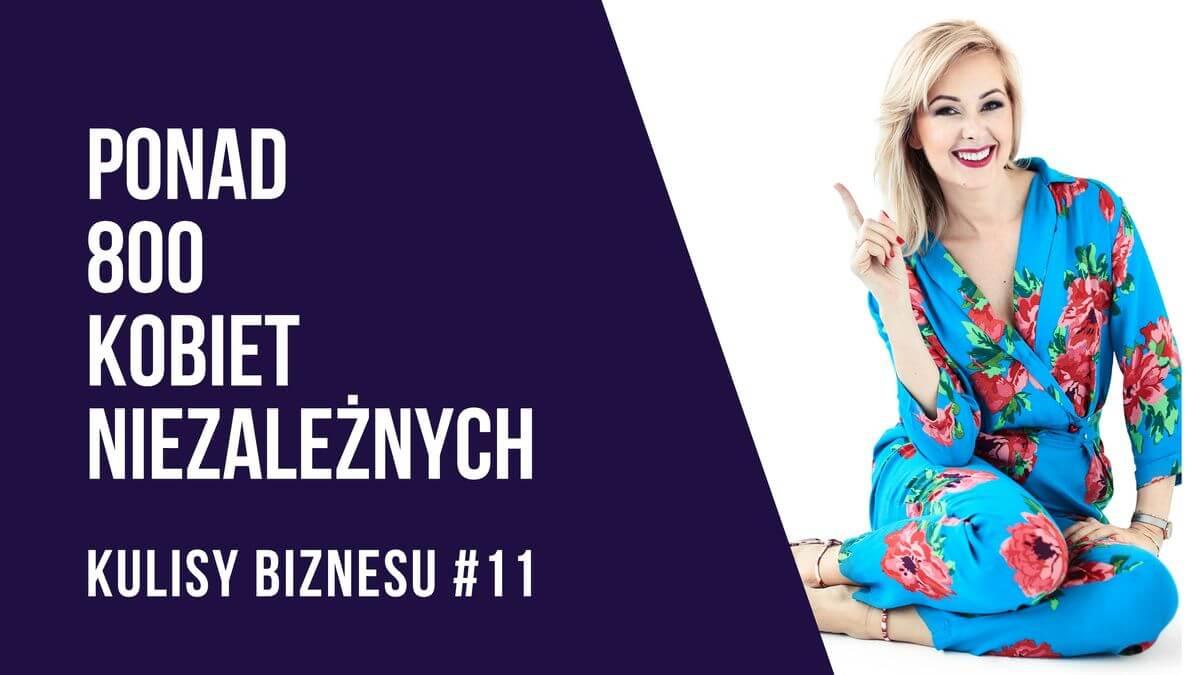 Kulisy Biznesu nr 11 Kamila Rowińska
