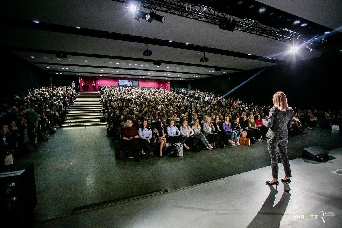 Szkolenie Kobieta Niezależna we Wrocławiu 29 września 2018 roku w Hali Stulecia