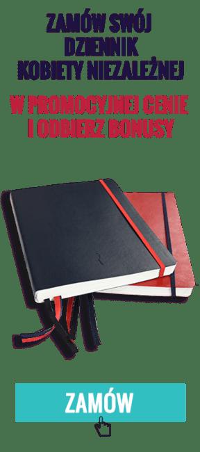 Zamów swój Dziennik Kobiety Niezależnej