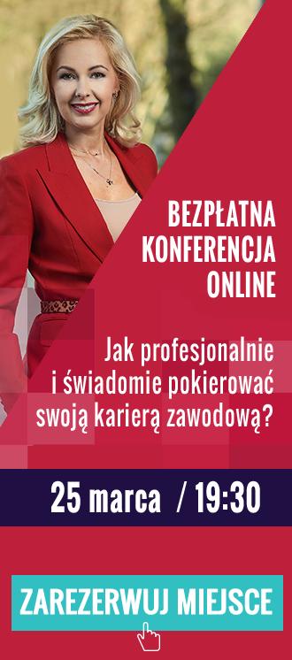 Zapisz się na bezpłatnąkonferencję online