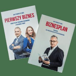 Pierwszy biznes i biznesplan Mariusz Mszyca