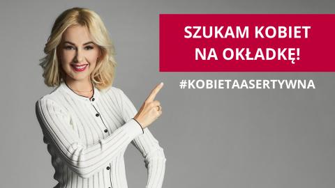 Kamila Rowińska szuka 30 kobiet na okładkę swojej najnowszej książki