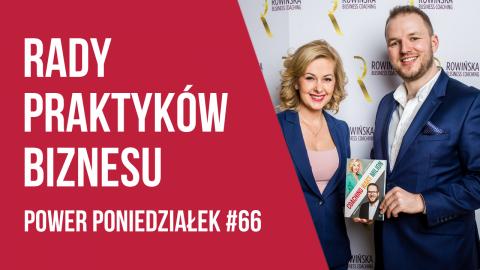 """""""Wyszedłem z ponad miliona długu w dwa i pół roku"""" POWER PONIEDZIAŁEK #66 – Kamila Rowińska – vlog"""