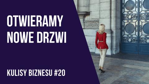 Nowe działania PR – KULISY BIZNESU #20 – Kamila Rowińska – vlog