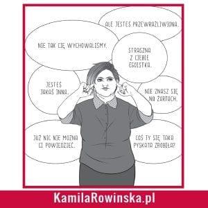 Książka Kobieta Asertywna ilustracja 5