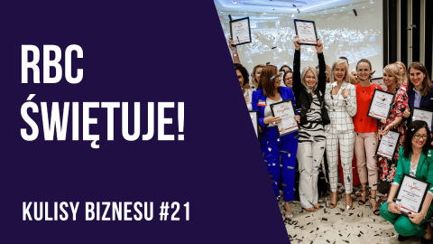 Osiągnęliśmy spektakularny sukces! KULISY BIZNESU #21 – Kamila Rowińska – vlog