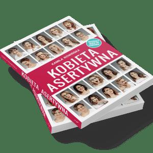 Książka Kobieta Asertywna 2 w cenie 1