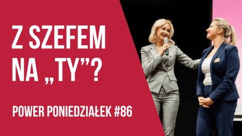 Spoufalasz się z pracownikiem? – POWER PONIEDZIAŁEK #86 – Kamila Rowińska – vlog