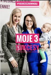 Joanna Marszal-Sestak konkuirs Po sukces z Rowińską