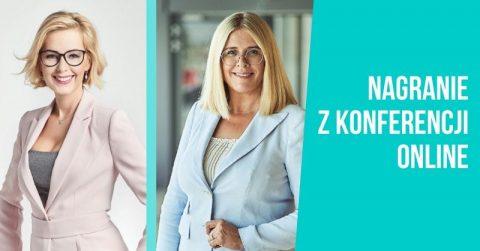Konferencja online Jak profesjonalnie i świadomie pokierować swoją karierą zawodową – Kamila Rowińska