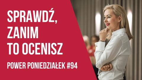 Sekret skutecznego wytyczania celów – POWER PONIEDZIAŁEK #94 – Kamila Rowińska – vlog