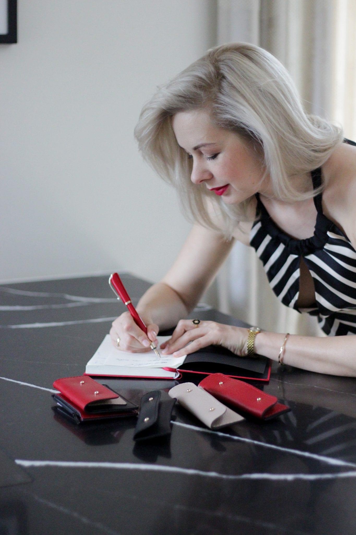 Zestaw etui i portfel – Kamila Rowińska