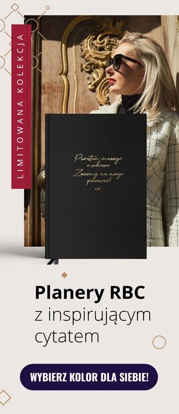 Przedsprzedaż - Planer RBC