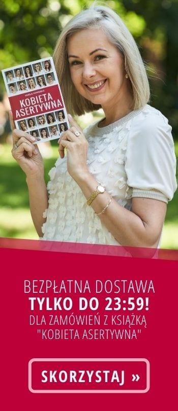 Rocznica wydania książki Kobieta Asertywna
