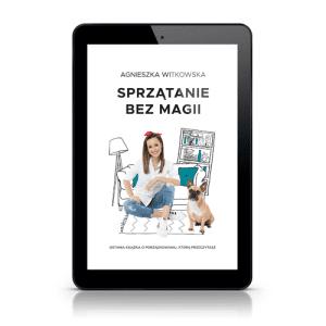 E-book sprzątanie bez magii