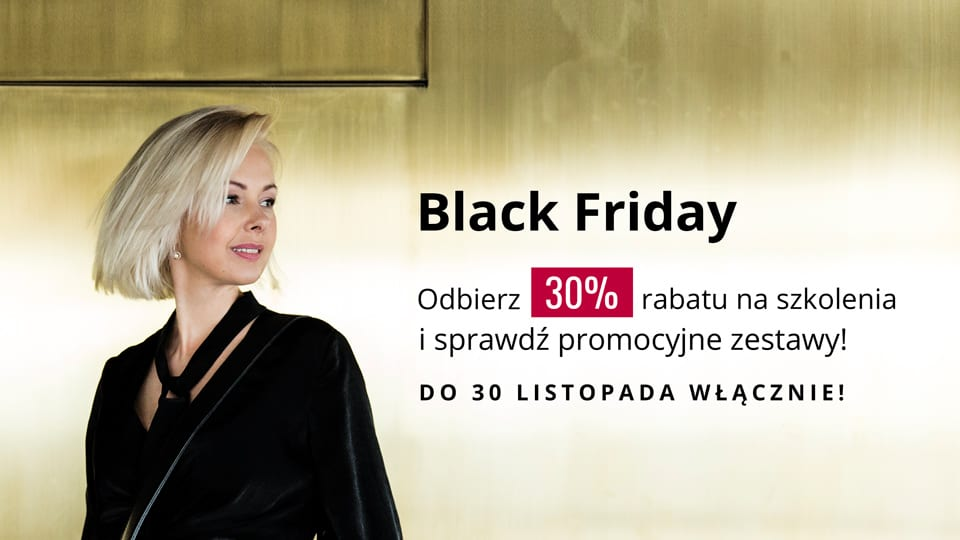 Black Friday Kamila Rowińska