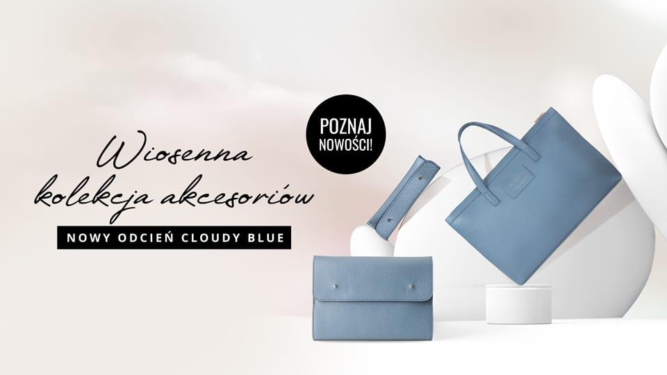 Kolekcja Cloudy Blue Kamila Rowińska