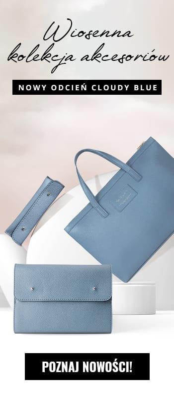Kolekcja cloudy blue