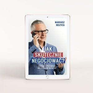 Książka Jak skutecznie negocjować