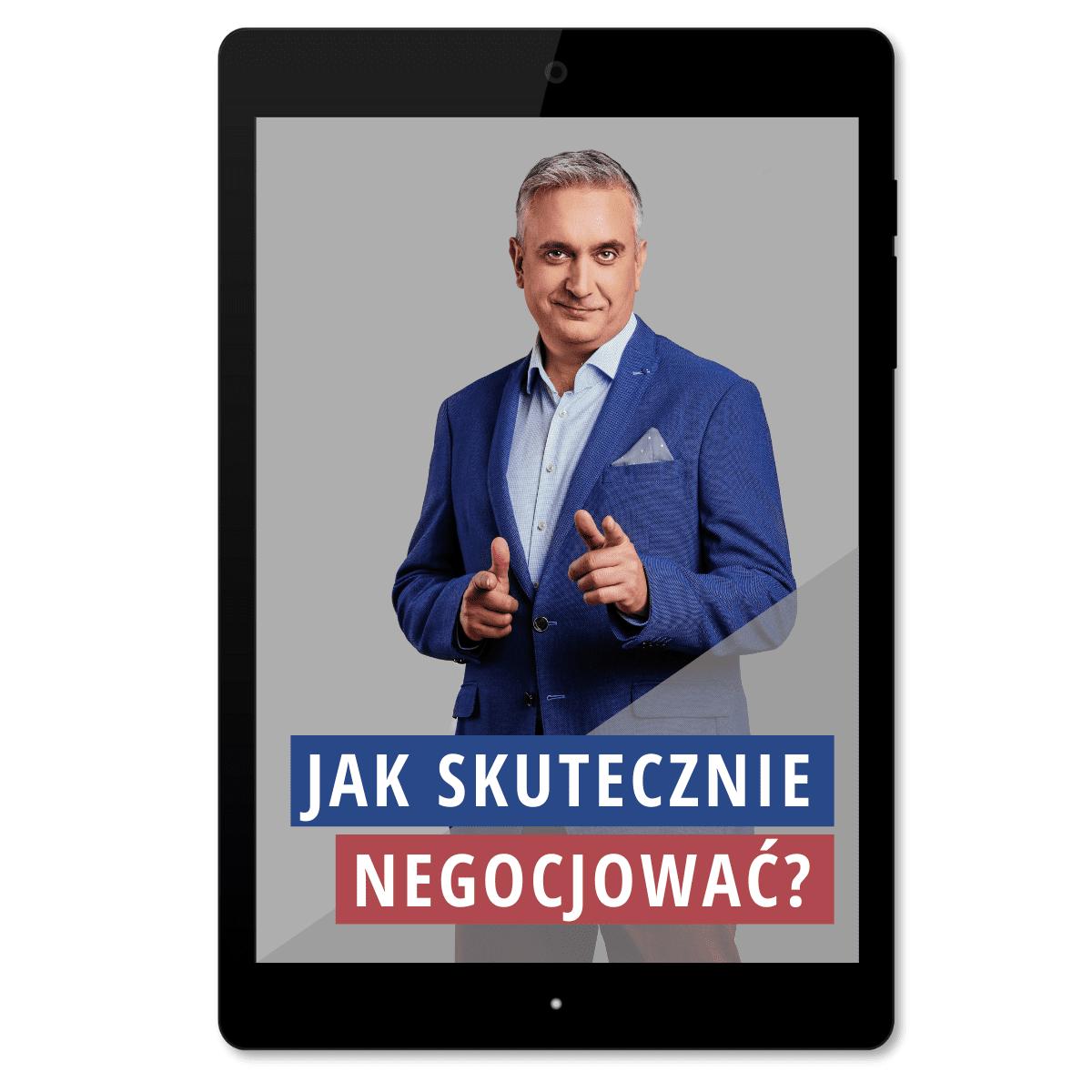 E-book jak skutecznie negocjować