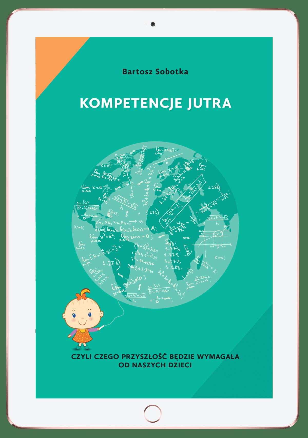 E-book Kompetencje jutra Bartosz Sobotka