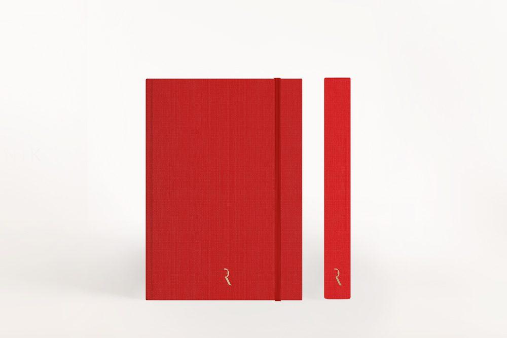 Dziennik Kobiety Niezależnej Ruby Red